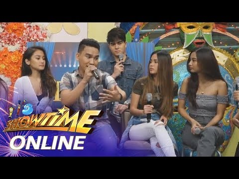 It's Showtime Online: Gasfier Silot shares the meaning of his name