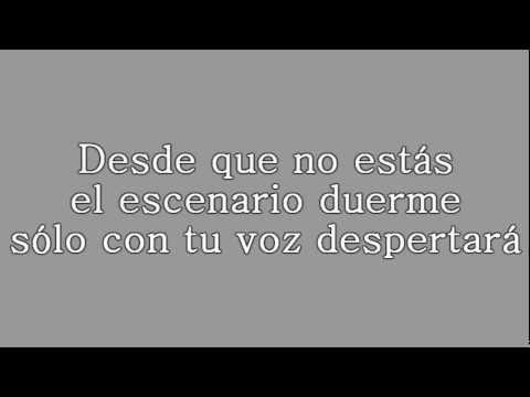 Mago De Oz - Sin Ti Seria Silencio