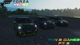 Forza Horizon 3 - Fun & Games Pt. 3