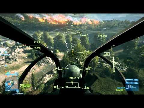 Battlefield 3 Агрессивный ударный вертолет AH-1Z VIPER (2)