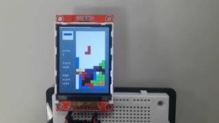 Tetris | LPC1114ETF