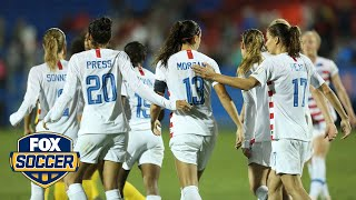 Aly Wagner: This USWNT is 'most talented we've ever seen' | 2018 CONCACAF Women's Championship