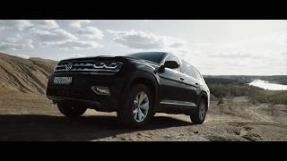 Тест-драйв Teramont. Volkswagen TERAMONT. Больше, чем просто БОЛЬШОЙ.