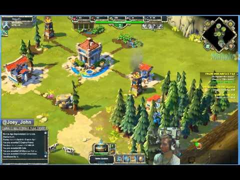 Age of Empires Online Walkthrough - Pt.217 Greek - Quick-Farming Mosaic Tile