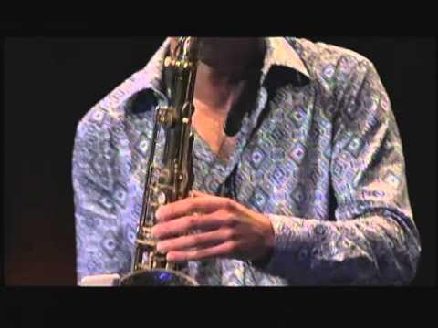 Joshua Redman Trio featuring Matt Penman & Gregory Hutchinson at the 2010 Tokyo Jazz Festival