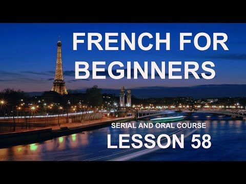 0058 Manesca French for Beginners - Learn French Online Free convertir youtube en mp3