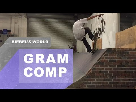 Brandon Biebel | GRAM COMP #1