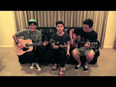 The Make Believe - More Than This (one Direction Cover) video