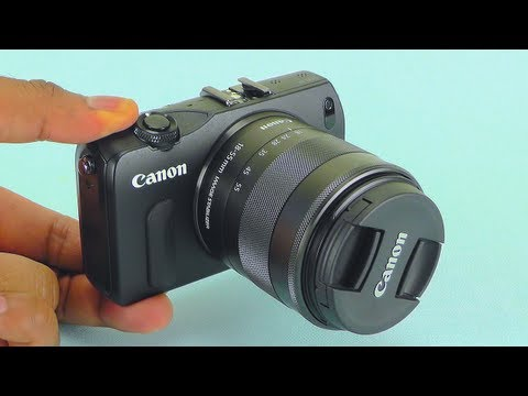 Canon EOS M Review and Photo + Video Test - with Latest Firmware update