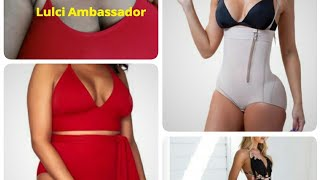 I am an ambassador for Lulci online store/ plus size women and men wear
