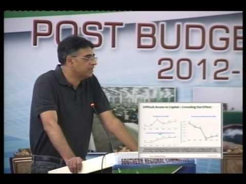 ICAP Post Budget Seminar 2012 Karachi - 06