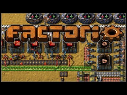 Linear Factorio :: Advanced Circuits - Episode 6