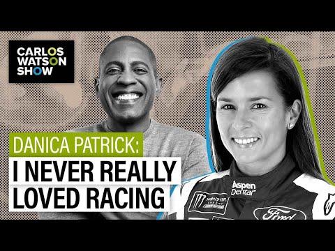 NASCAR's Danica Patrick Admits She Never Loved Racing