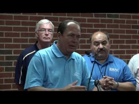Gov. Tomblin announces 5 counties added to FEMA disaster declaration