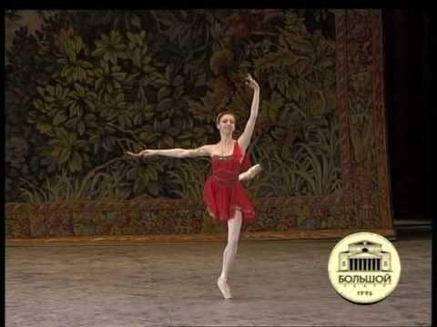 2/3 Bolshoi Esmeralda Diana and Acteon (Variations)