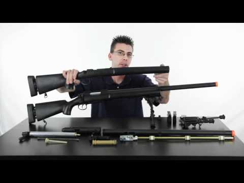 Echo1USA M28 Bolt Action Sniper Rifle
