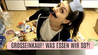 What I eat in a day l Großeinkauf Vlog l Desideria Vlogs