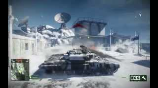 "Battlefield bad company 2 - "" Snowblind co-op cq"" mod by Napisal"