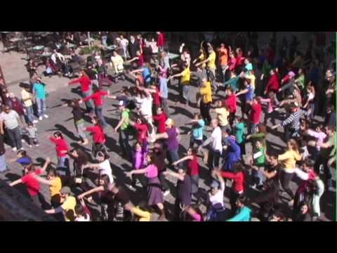 Nefesh B'Nefesh Hanukkah Flash Mob (Official NBN Release)