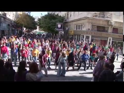 Nefesh B'Nefesh Hanukkah Flash Mob (Official NBN Release)