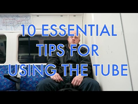 10 Essential Tips for Using the Tube : London Underground