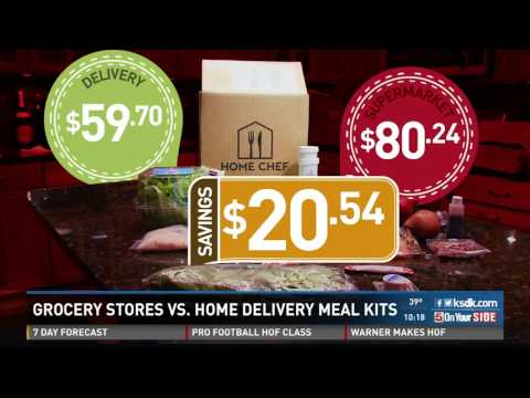Food Fight: Comparing the costs of home-delivered meal kits