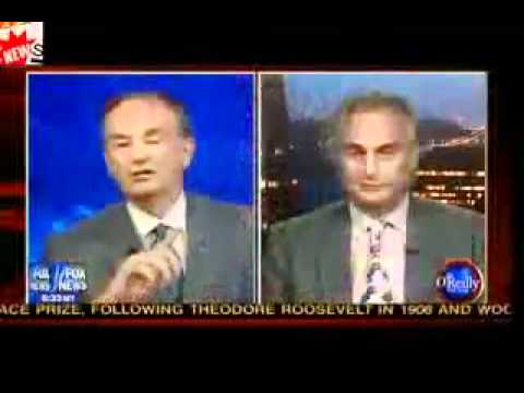 The extremely polite Richard Dawkins answers stupid questions from Bill O Reilly