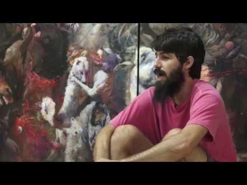 Miguel Alejandro Machado Suarez, Pintor / Cuba