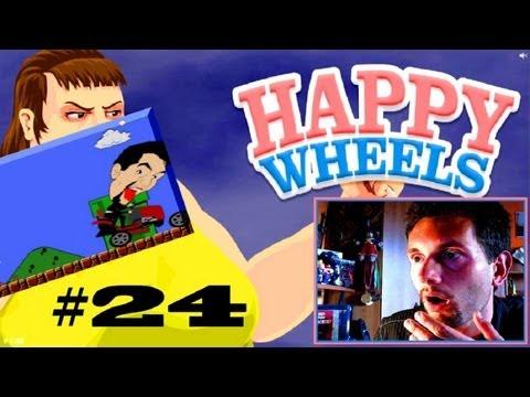 Happy Wheels #24 Oszukałaś mnie Edytko !!! (Roj-Playing Games!)