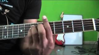 Khud se guitar chords lesson madras cafe