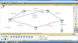 17- CCNAX 200-120 شرح عربي ( Project All Routing Protocols )