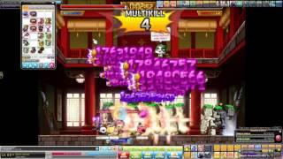 [GMS v.172.0.2] Dawn Warrior vs Mu Lung Dojo