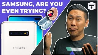 The Galaxy S10: Samsung, Are You Even Trying? Everything to Know About the Samsung Unpacked Event