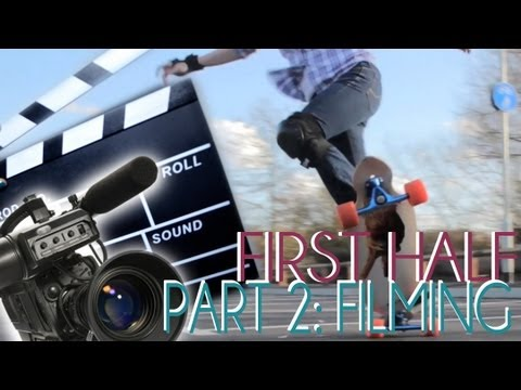 LongboardUK: Make a Longboarding Video - Part 2 (FIRST HALF)