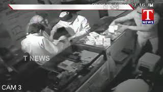 Thieves Looted 60 Lakh Value Of Mobile Phones in Bhavani Cell Point - Jagtial  Telugu - netivaarthalu.com