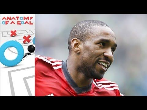 Jermain Defoe, Toronto FC dismantle Seattle defense | Anatomy of a Goal