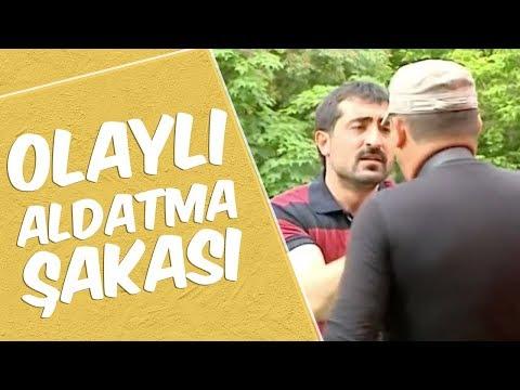 Mustafa Karadeniz -  Olaylı Aldatma Şakası