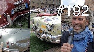 Etappe 3, Rome-Bologna, Mille Miglia #192