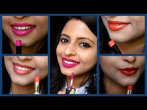 My lipstick collection | Top lipstick for Indian skin tone | Glam With Me