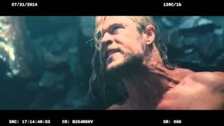 Avengers Age of Ultron | Deleted scene Thor