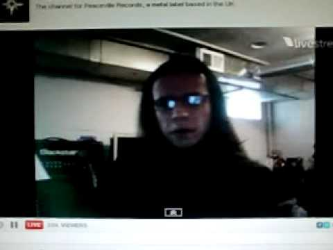 Video Chat With Paul Allender (4) / Video By Malice Corpse