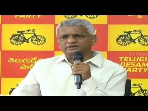 TDP Ravula Chandra Sekar Reddy Press Meet LIVE || Hyderabad - TV9