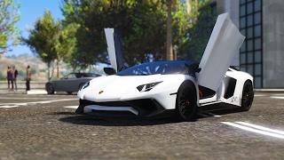download lagu Lamborghini Aventador Lp750-4 Superveloce Roadster┃gta 5┃mod Showcase 20 gratis