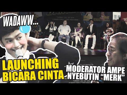 Download  Launching BICARA CINTA . bersama teman Dancedhut Gen lainnya Gratis, download lagu terbaru