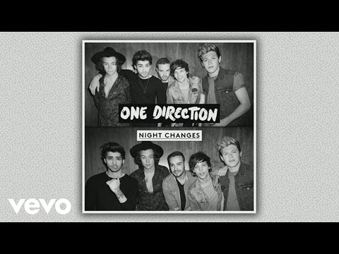 One Direction - Night Changes (audio) video