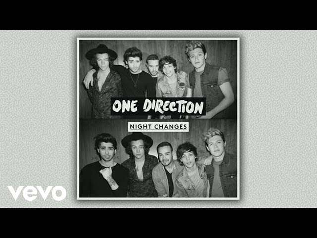 One Direction - Night Changes Audio