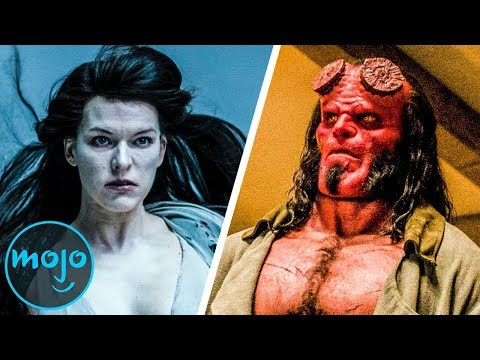 Top 10 Reasons Hellboy (2019) Is The Worst