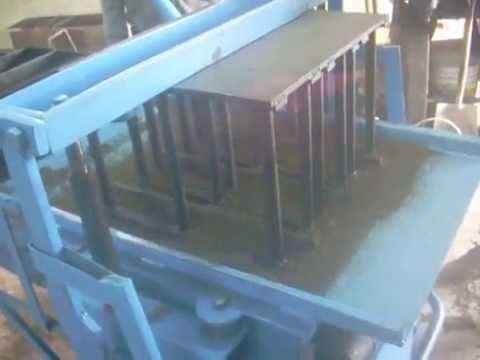 Bloquera Semi-Automatica Cabaña