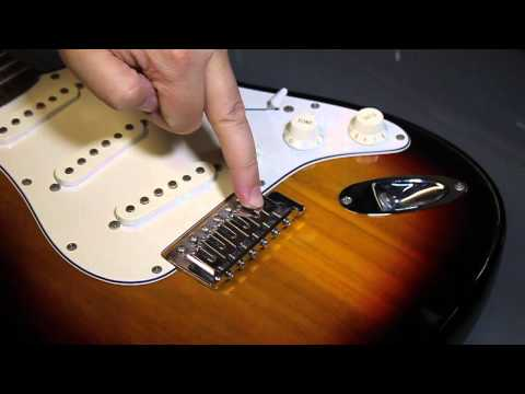 how to change acoustic guitar string correctly