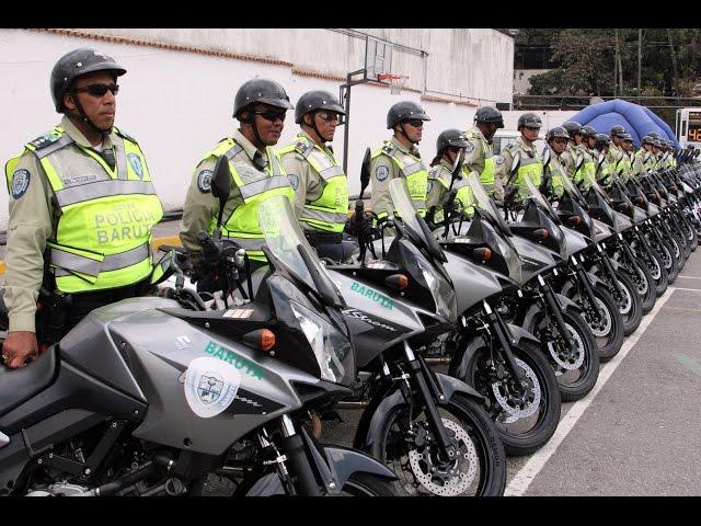Balance de Seguridad /Alcaldía de Baruta 2015
